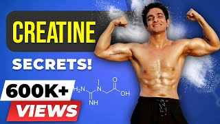 What India needs to know about CREATINE - Loading, Side Effects, Precautions, Best brand in India