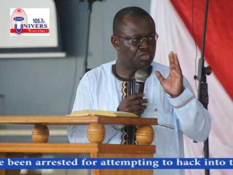 20 arrested for attempting to hack University of Ghana Grading system