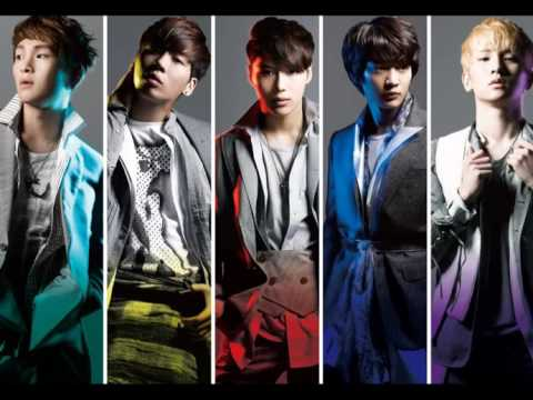 SHINee - Fire (Instrumental / Karaoke)