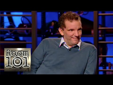 Henning Wehn Hates The Royal Family - Room 101