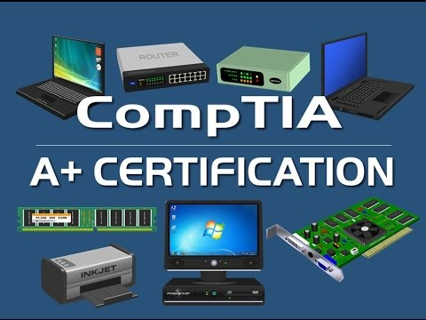 CompTIA A+ Certification Video Course