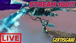 [GIG CLAN] LE CENTIÈME RUISSEAU!!! NOUVEAU SKIN #100 Livestream Fortnite Battle Royale