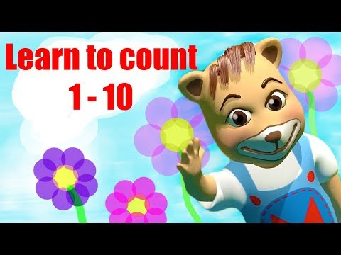 Learn to Count 1-10 | Numbers Song | Nursery Rhymes - YouTube Kids Channel