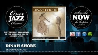 Watch Dinah Shore Sleighride In July video