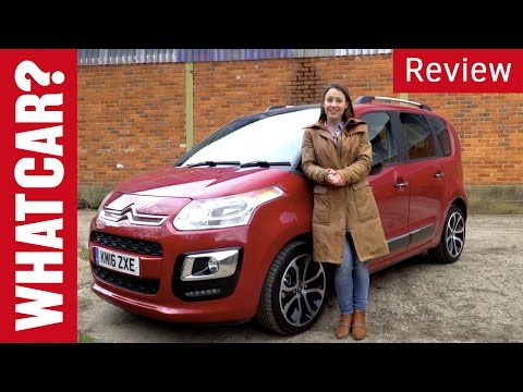 2017 Citroën C3 Picasso review  What Car?