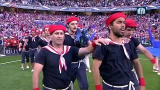 2014 UEFA Champions League Final Opening Ceremony, Estadio da Luz, Lisbon