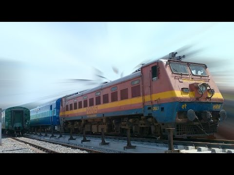 11042 Chennai Express Full Journey Compilations | Chennai - Pune | INDIAN RAILWAYS