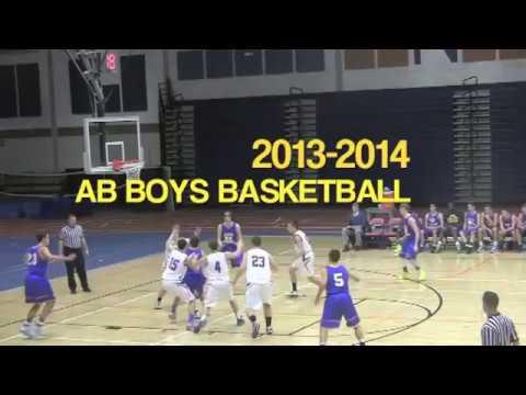 Acton Boxborough Varsity Boys Basketball Vs Pelham 12/30/13
