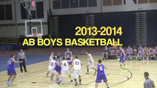 Acton Boxborough Varsity Boys Basketball Vs Pelham 12/30/13
