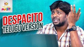 Luis Fonsi DESPACITO | Despacito Telugu Version | #Despacito Indian Style | Telugu Masti