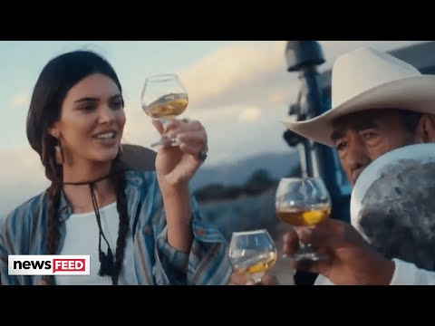 Download Kendall Jenner's 'Tone Deaf' 818 Tequila Ad INFURIATES Fans
