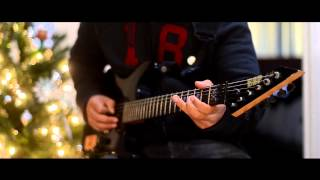August Burns Red - Carol of Bells (Guitar Cover, original backing track) [HD]
