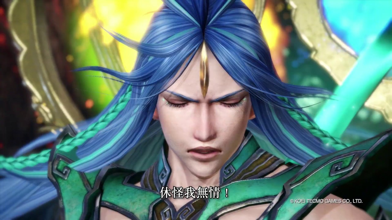 PS4『無雙OROCHI 蛇魔3 Ultimate』宣傳影片#2 - YouTube
