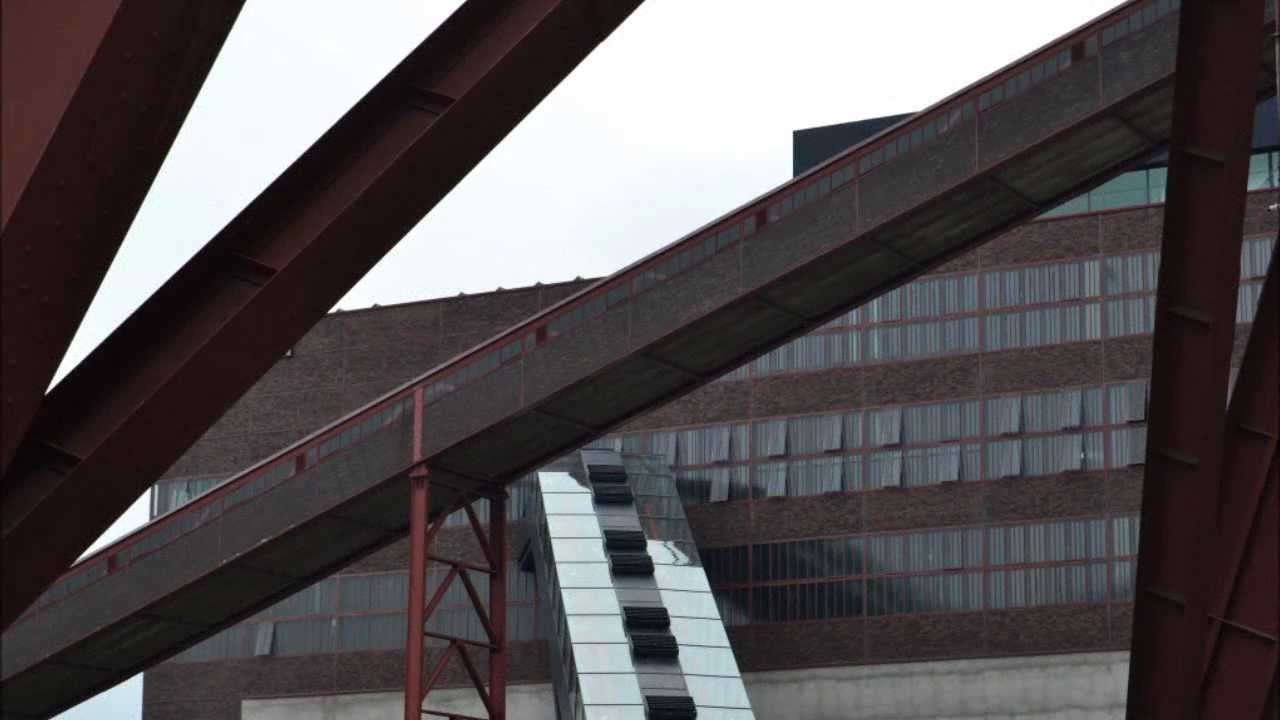 Time lapse Zeche Zollverein