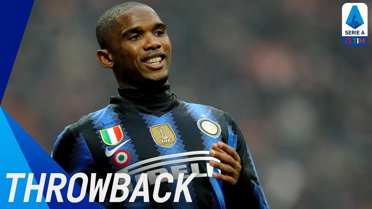 Download Samuel Eto'o   Best Serie A TIM Goals   Throwback   Serie A TIM