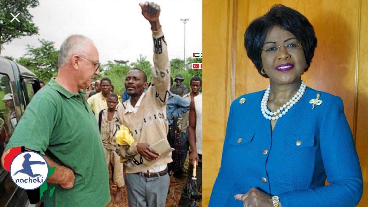 Ambassador Chihombori-Quao Shocking Take on Zimbabwe's 3.5 Billion Compensation of White Farmers