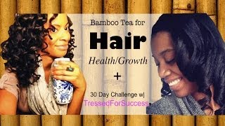 Final Results! Bamboo Tea 30 Day Challenge