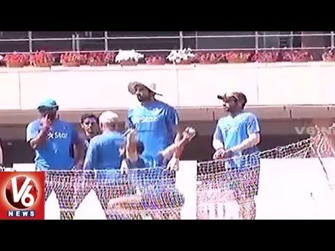 India vs Australia ODI Series: BCCI Announce 16 Man Squad | V6 News