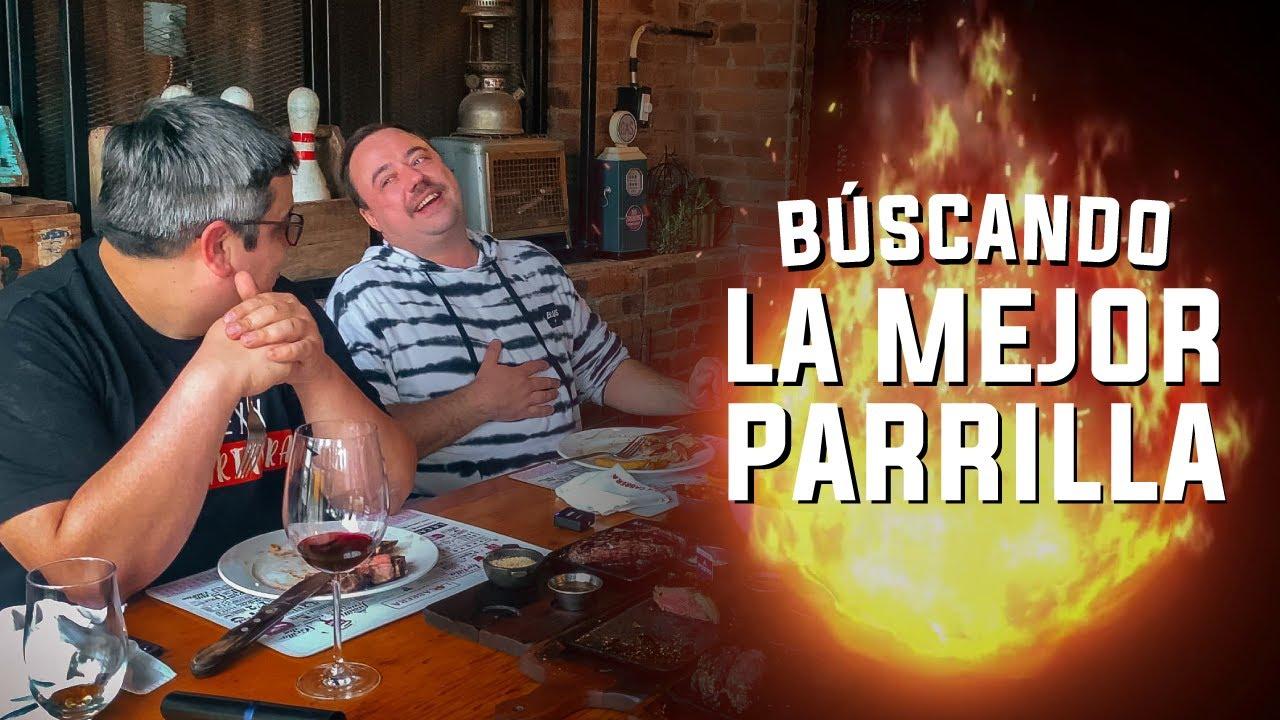 Buscando la Mejor Parrilla de Chile cap1