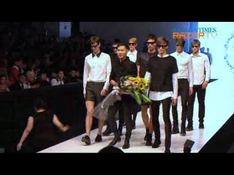 Singapore: Next fashion capital of the world? (Men's Fashion Week 2011 Pt 1)