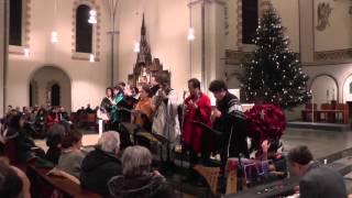 Agnus Dei - Neujahrskonzert 10. Januar 2015, Kirche St. Medard, Bendorf