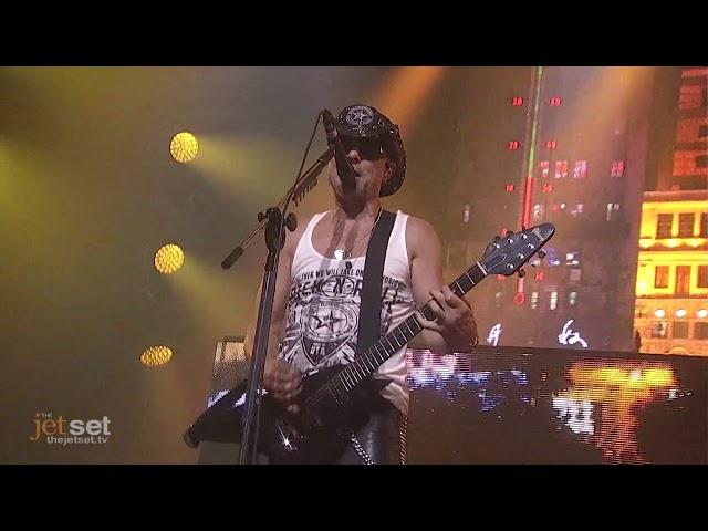 Scorpions Will Rock You Like A Hurricane