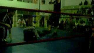 aaw neofenix vs miorik campeonato de lucha extrema en el club pedro echague 28 3 09