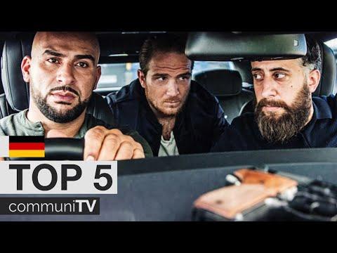 TOP 5: Deutsche Crime Serien