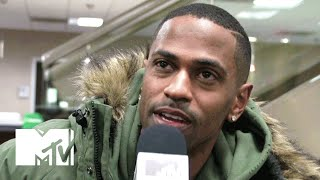 Big Sean Traveling For The Release of