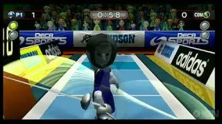 Deca Sports 3 Wii - Fencing