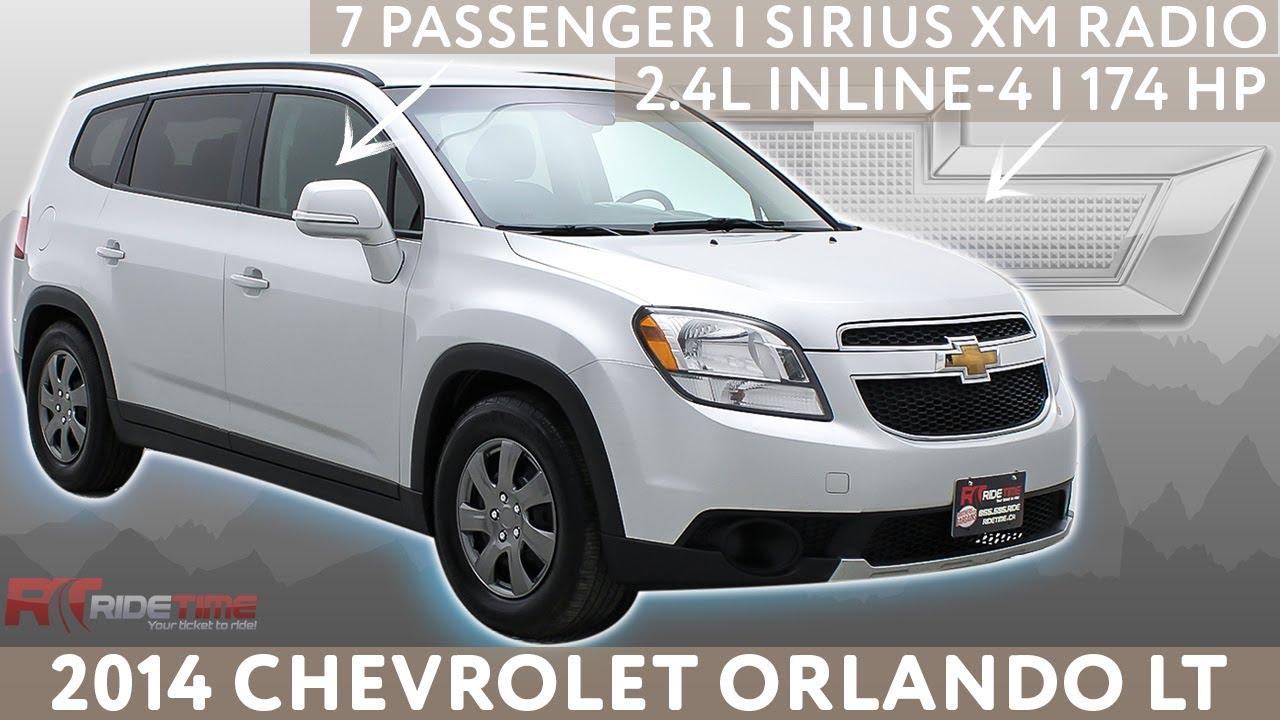 Kekurangan Chevrolet Orlando 2014 Spesifikasi