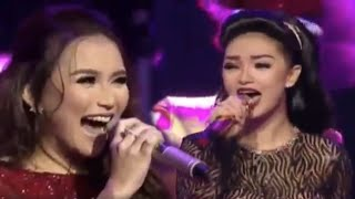 "Gambar cover Ayu Ting-Ting feat. Zaskia Gotik ""Yang Sudah Ya Sudahlah"" & ""Satu Jam Saja"" - AMI Awards 2015"
