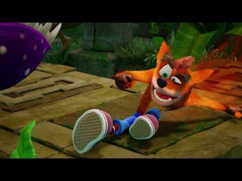 Crash Bandicoot N. Sane Trilogy Interview