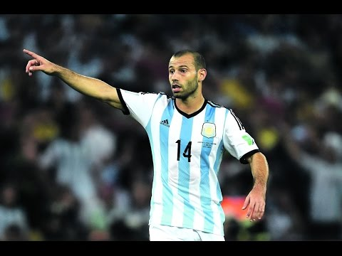 Javier Mascherano ● The Ultimate Defensive ● Skills Show