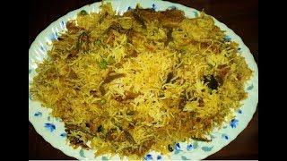 Hyderabadi Tarkari Ki Dum Biryani l Vegetable Dum Biryani l Tarkari Ki Biryani l Mrs. Norien