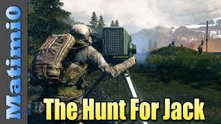 The Hunt For Jackfrags - Battlefield 4 (Squad Up!)