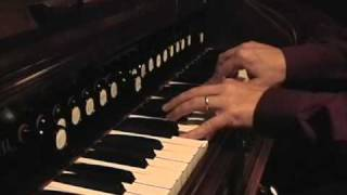 Christmas - What Child is This - Berlin Reed Organ
