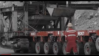 200 Years Of Crushing It: Mammoet Completes Unique Move Of Rock Crusher In California