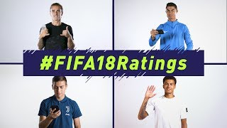 FIFA 18 | Official Ratings Reveal | Ft. Ronaldo, Griezmann, Alli, Muller thumbnail