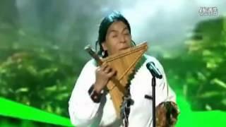 Nhạc kinh điển Medley - Sáo quạt panflute và tiêu Leo Rojas cực phê