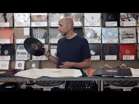 Clone Records' Serge Selects His B-Sides (EB.TV)