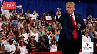 President Donald Trump Rally Pre-Show in Rio Rancho, NM (RSBN Coverage)