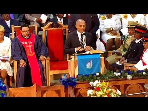 Royal Bahamas Police Force Annual Church Service 2018 - Clip V