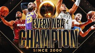 EVERY NBA Championship Celebration (2000-2021) 🏆
