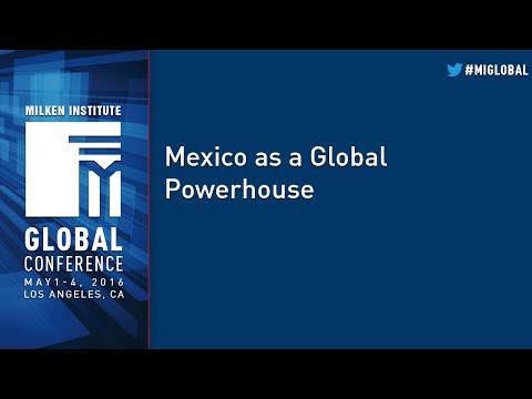 Mexico as a Global Powerhouse