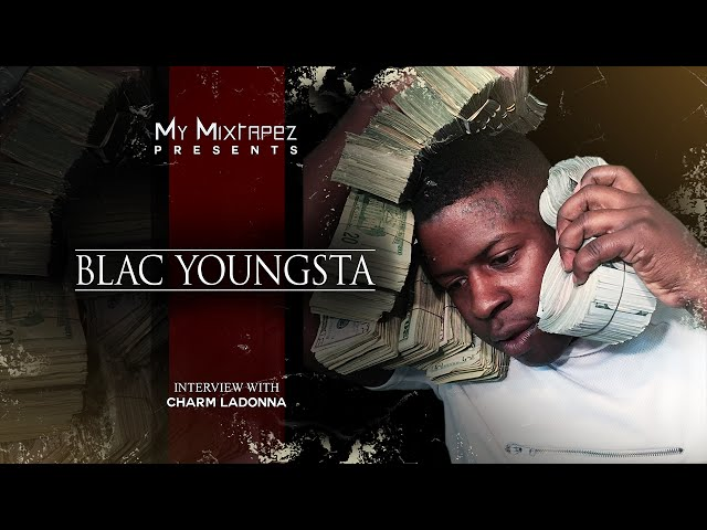 Blac Youngsta I stole burgers for me and my brother to eat