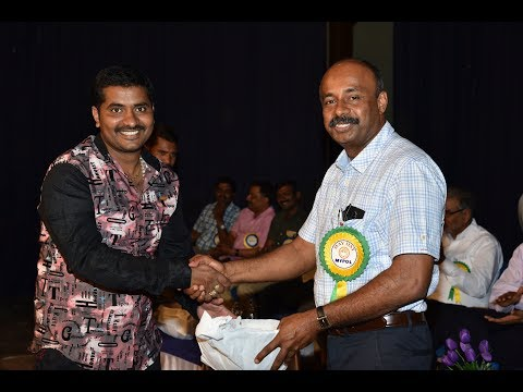 Received runner up prize in tug of war at Jaganmohan palace, Mysuru at may day 2017
