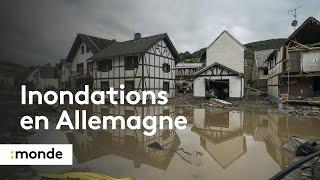 Ce que l'on sait des inondations les plus meurtrières depuis 20 ans en Allemagne