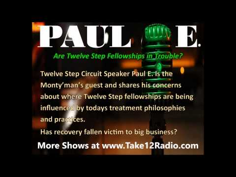 PAUL E.  Are Twelve Step Fellowships In Trouble?