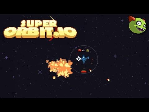 Let's Play: SuperOrbit.io